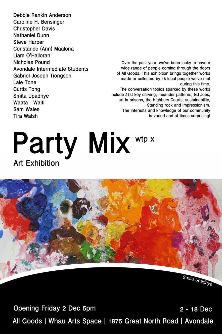 Party Mix invite3